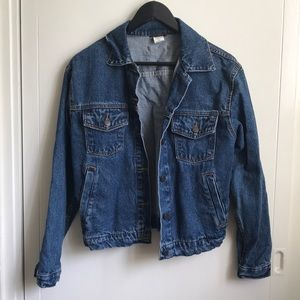 VTG Boyfriend Denim Jacket